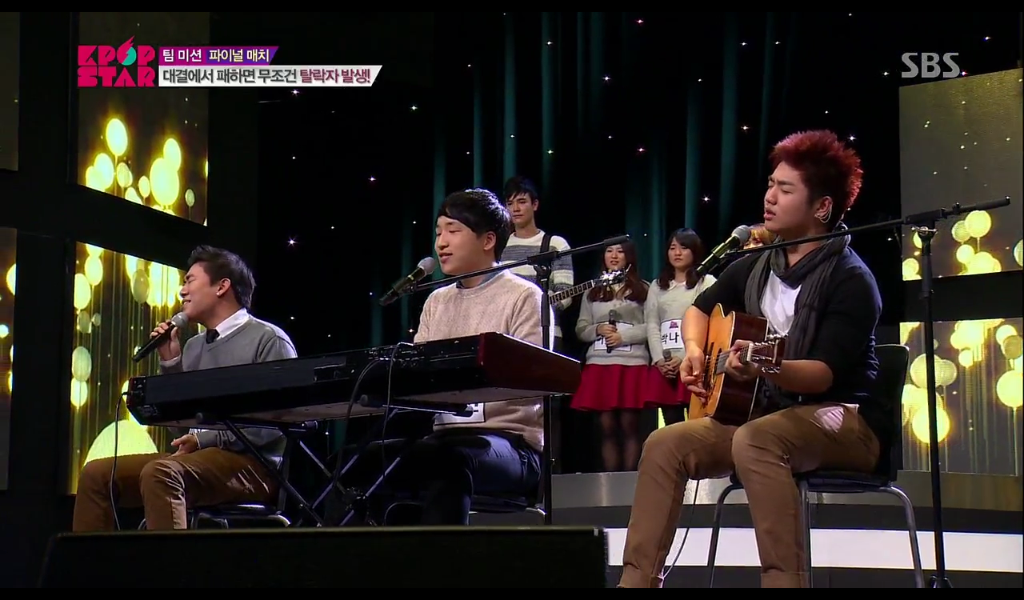 K Pop Star 3 Group Rounds Episodes 7 9